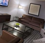 Suite della settimana: VIP Suite dell'Hyatt at Fisherman's Wharf, San Francisco