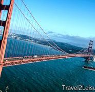 Foto minggu ini: Jembatan Golden Gate, San Francisco