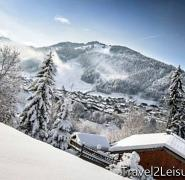 Resort ski paling popular di dunia