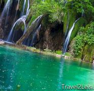Photographie de la semaine: Parc national de Plitvice, Croatie