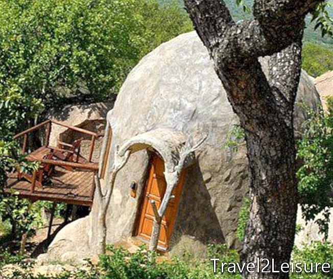 Manyatta Rock Camp - kamar