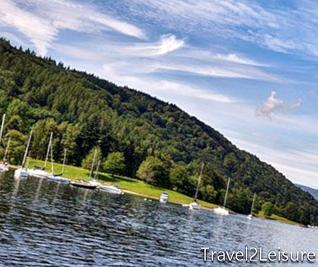 Voile Windermere
