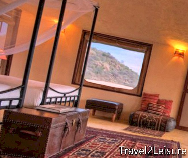 5. Saruni Samburu Lodge