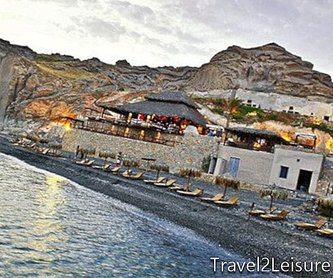 Theros Wave Bar Santorini Yunani