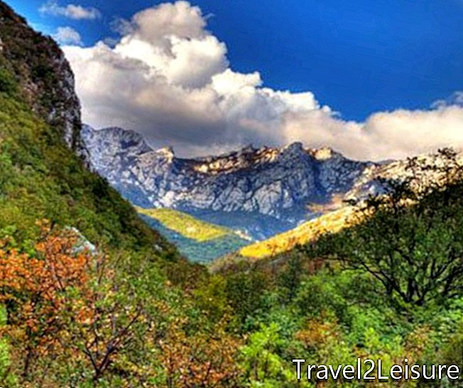 Nationalpark Nord Velebit