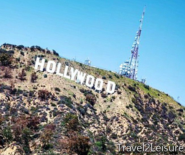 Le signe hollywoodien